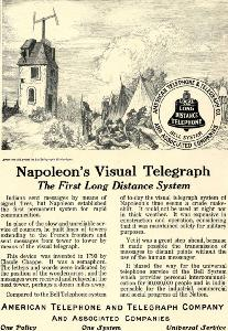 Advertisement -- American Telephone & Telegraph Co. (AT&T)