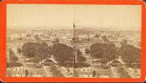 Aerial View -- Savannah