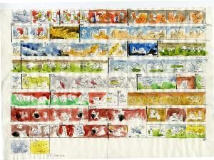 Thumbelina - Pre-Production, Storyboard, Full Film Thumbnail