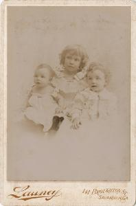 Portrait -- Three Children