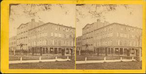 Hotels -- Scriven House