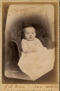 Portrait -- Infant.